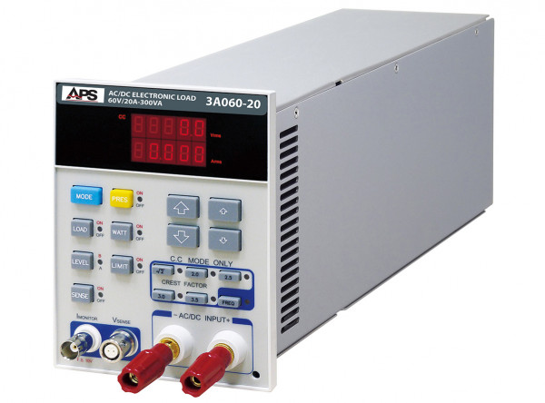 3A060-20 AC/DC-Lastmodul Frontansicht