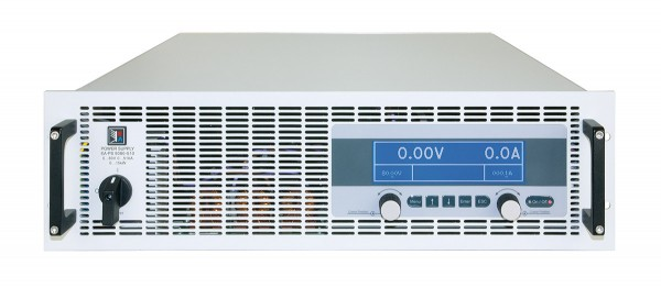 PS 9000 3U Frontansicht