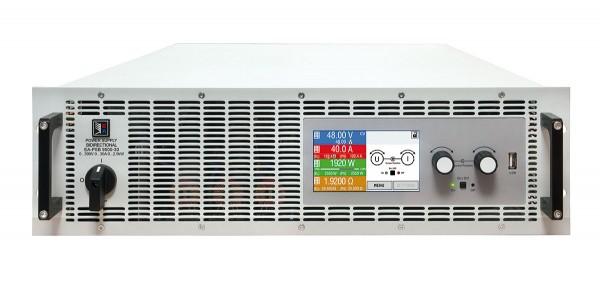 PSB 9000 2,5kW Frontansicht